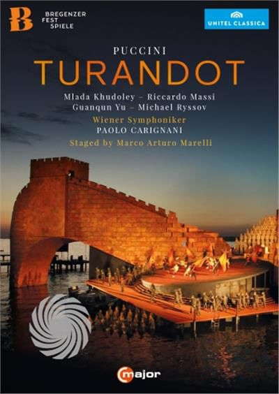 PUCCINI GIACOMO-TURANDOT - DVD - thumb - MediaWorld.it