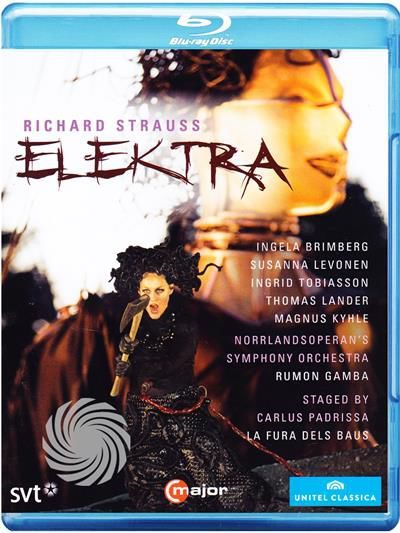 Richard Strauss - Elektra - Blu-Ray - thumb - MediaWorld.it