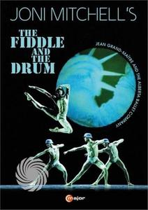 JONI MITCHELL-THE FIDDLE AND THE DRUM - DVD - thumb - MediaWorld.it