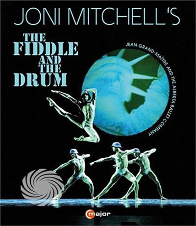 JONI MITCHELL-THE FIDDLE AND THE DRUM - Blu-Ray - thumb - MediaWorld.it
