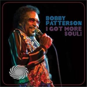 Patterson,Bobby - I Got More Soul - CD - thumb - MediaWorld.it