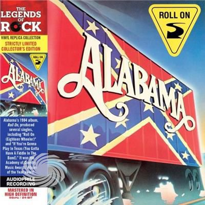 Alabama - Roll On - CD - thumb - MediaWorld.it