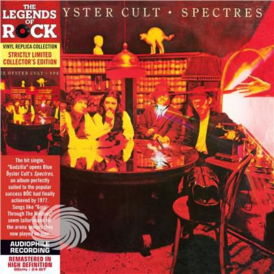 Blue Oyster Cult - Spectres - CD - thumb - MediaWorld.it