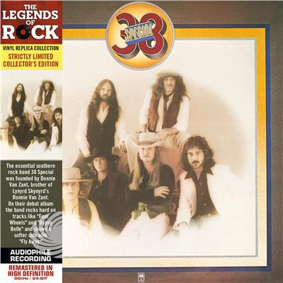 38 Special - 38 Special - CD - thumb - MediaWorld.it