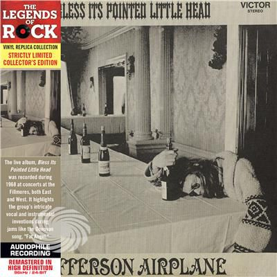 Jefferson Airplane - Bless Its Pointed Little Head - CD - thumb - MediaWorld.it