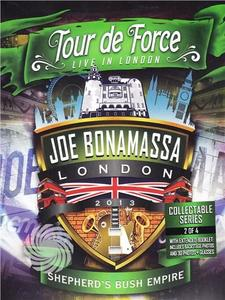 Joe Bonamassa - Tour de force - Live in London - Sheperd's Bush Empire - DVD - thumb - MediaWorld.it