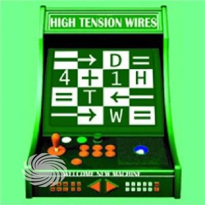 High Tension Wires - Welcome New Machine - Vinile - thumb - MediaWorld.it