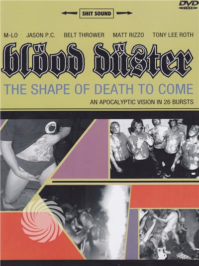 Blood Duster - The shape of death to come - DVD - thumb - MediaWorld.it