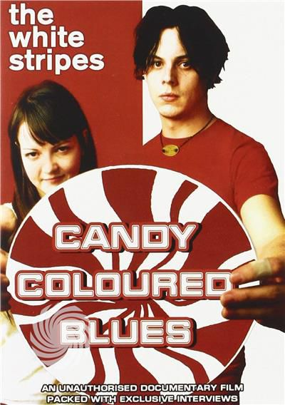 WHITE STRIPES (THE)-CANDY COLOURED B - DVD - DVD - thumb - MediaWorld.it