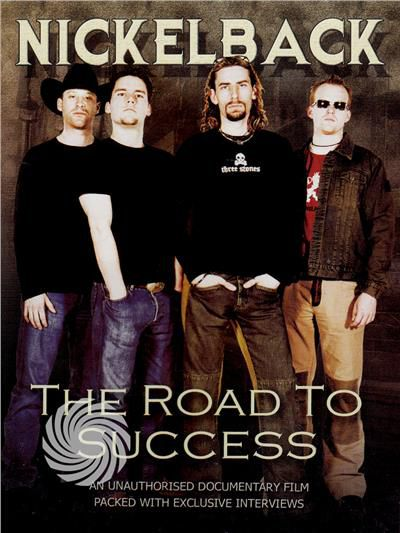 NICKELBACK - THE ROAD TO SUCCESS - DVD - DVD - thumb - MediaWorld.it