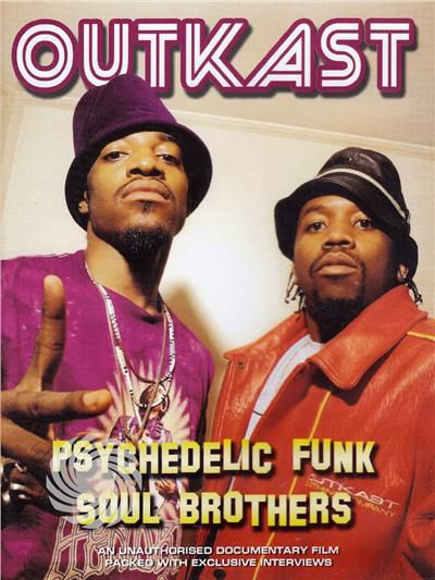 OUTKAST - PSYCHEDELIC FUNK SOUL BROT - DVD - DVD - thumb - MediaWorld.it