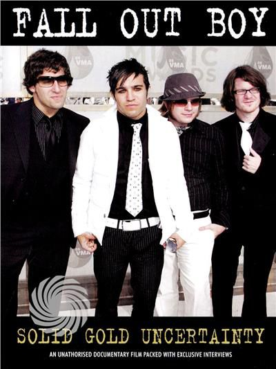 FALL OUT BOY-SOLID GOLD UNCERTAINTY - DVD - DVD - thumb - MediaWorld.it