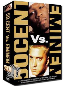 50 CENT - EMINEM VS. 50 CENT - DVD - thumb - MediaWorld.it
