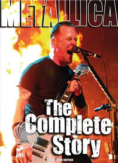 METALLICA - THE COMPLETE STORY - DVD - DVD - thumb - MediaWorld.it