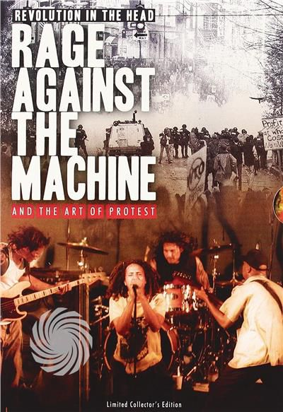 RAGE AGAINST THE MAC - REVOLUTION IN - DVD - DVD - thumb - MediaWorld.it