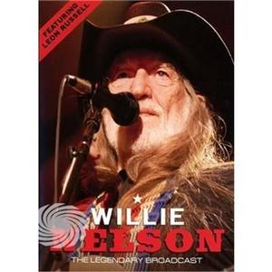 NELSON WILLIE - THE LEGENDARY BROAD. - DVD - DVD - thumb - MediaWorld.it