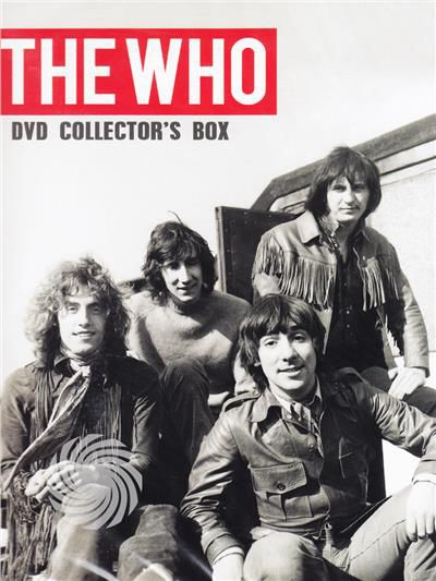 The Who - Collector's box - DVD - thumb - MediaWorld.it