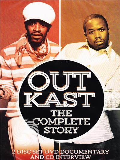 Outkast - The complete story - DVD - thumb - MediaWorld.it