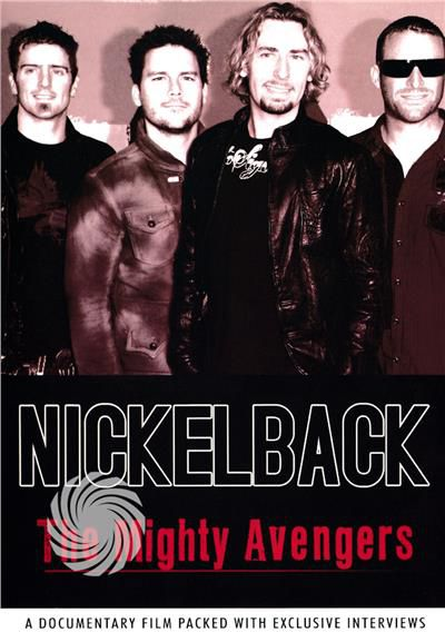 NICKELBACK - THE MIGHTY AVENGERS - DVD - DVD - thumb - MediaWorld.it