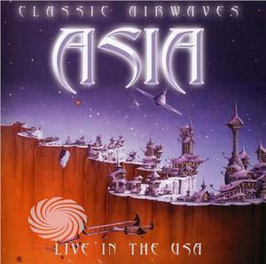 Asia - Classic Airwaves-Live In The Usa - CD - thumb - MediaWorld.it