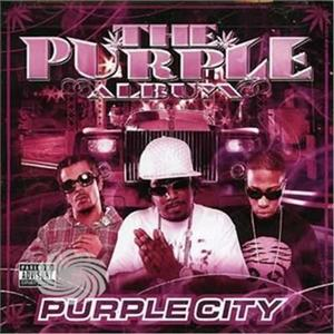 PURPLE CITY - PURPLE ALBUM - CD - thumb - MediaWorld.it
