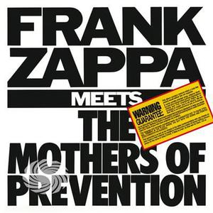 Zappa,Frank - Frank Zappa Meets The Mothers Of Prevention - CD - thumb - MediaWorld.it