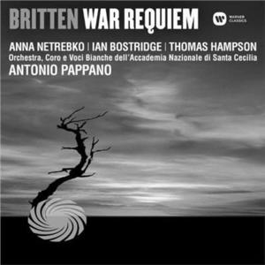 Britten / Pappano,Antonio - War Requiem - CD - MediaWorld.it