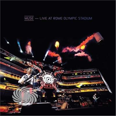 Muse - Live At The Rome Olympic Stadium (Cd/Dvd) - CD - thumb - MediaWorld.it