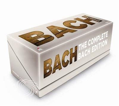 Bach,J.S. - Complete Bach Edition - CD - thumb - MediaWorld.it