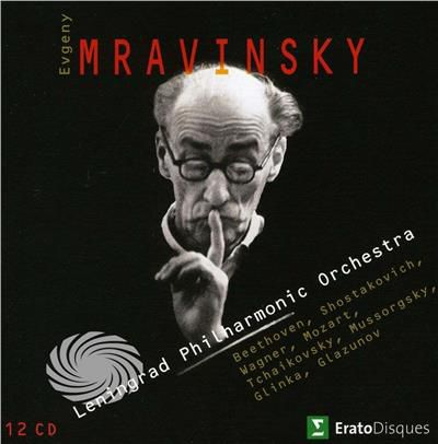 Beethoven/Shostakovich/Wagner/Mozart/Tchaikovsky/M - Mravinsky Edition - CD - thumb - MediaWorld.it