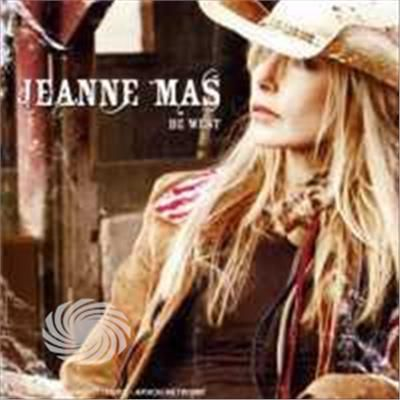 Mas,Jeanne - Be West - CD - thumb - MediaWorld.it