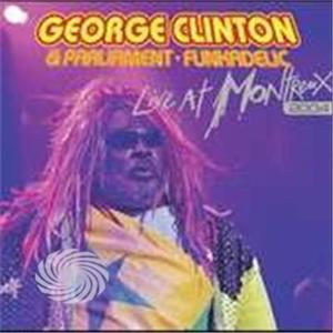 Clinton,George & Parliament Funkadelic - Live At Montreux 2004 - CD - thumb - MediaWorld.it