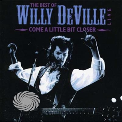 Deville,Willy - Come A Little Closer - CD - thumb - MediaWorld.it