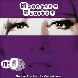 V/A - Modesty Blaise No. 1-Cheesy Pop For The Connoisseu - CD - thumb - MediaWorld.it