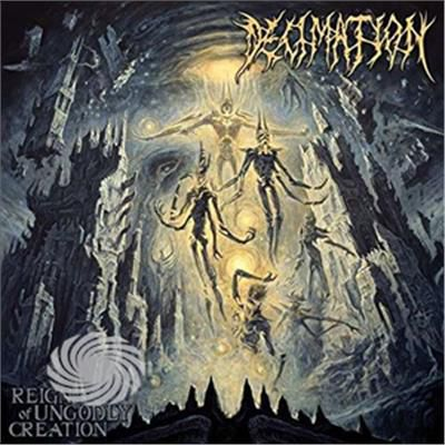 Decimation - Reign Of Ungodly Creation - CD - thumb - MediaWorld.it