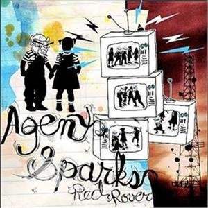 AGENT SPARKS - RED ROVER - CD - thumb - MediaWorld.it