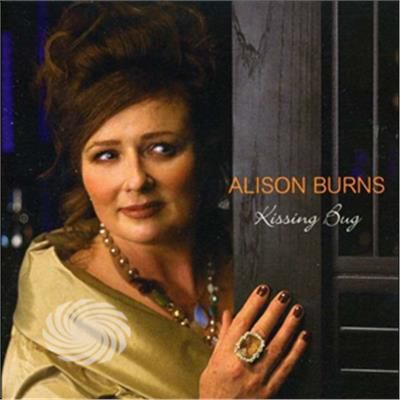 Burns,Alison - Kissing Bug - CD - thumb - MediaWorld.it