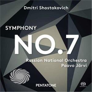 Shostakovich / Russian National Orchestra / Jarvi - Symphony No. 7 - SACD - MediaWorld.it
