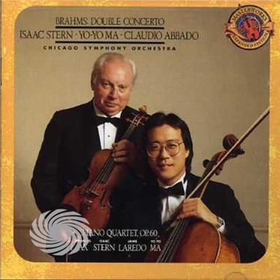 Brahms,J. - Double Concerto & Piano Quartet - CD - thumb - MediaWorld.it