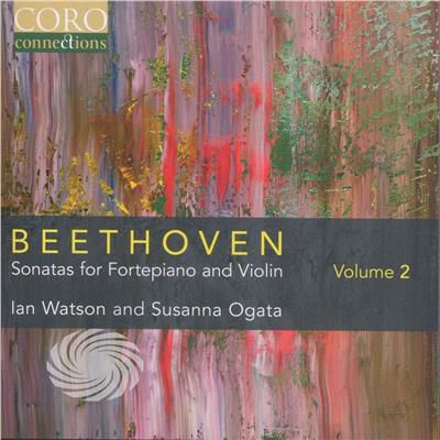 Beethoven,L.W. / Watson,Ogata Susanna - Beethoven: Sonatas For Fortepiano And Violin 2 - CD - thumb - MediaWorld.it