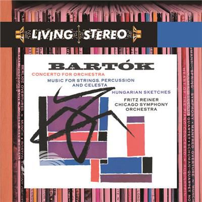 Bartok,B. - Concerto For Orchestra/Reiner - SACD - thumb - MediaWorld.it
