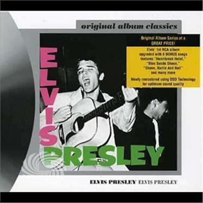 Presley,Elvis - Elvis Presley - CD - thumb - MediaWorld.it
