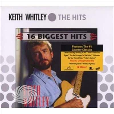 Whitley,Keith - 16 Biggest Hits - CD - thumb - MediaWorld.it