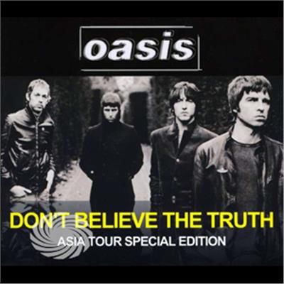 Oasis - Don't Believe The Truth-Asia Tour Edition - CD - thumb - MediaWorld.it
