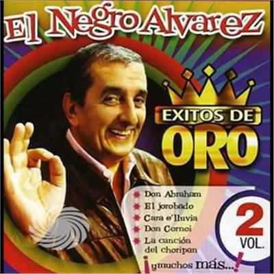 Negro Alvarez - Vol. 2-Exitos De Oro-A Puro Cuento - CD - thumb - MediaWorld.it