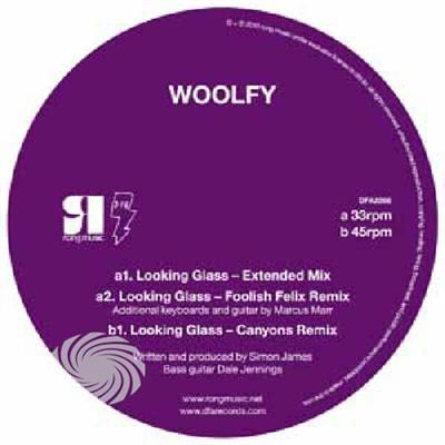 Woolfy - Looking Glass - Vinile - thumb - MediaWorld.it