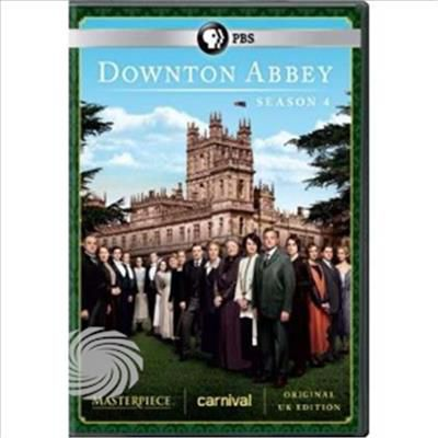 Masterpiece Classic: Downton Abbey - DVD - thumb - MediaWorld.it