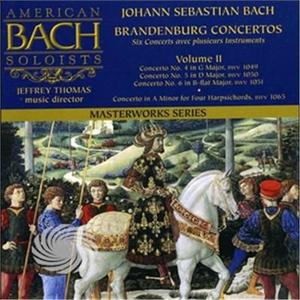 Bach,J.S. - Brandenburg Cons 4-6 - CD - thumb - MediaWorld.it