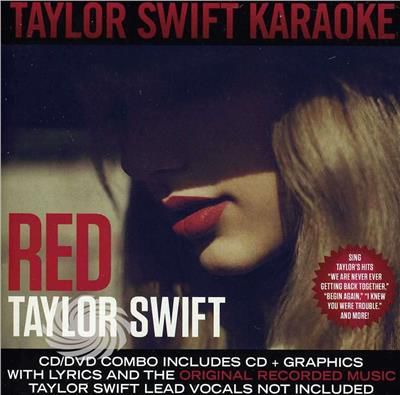 Swift,Taylor - Red Karaoke - CD - thumb - MediaWorld.it