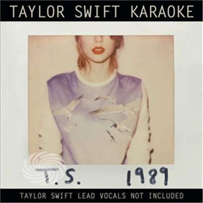 Swift,Taylor - Taylor Swift Karaoke: 1989 - CD - thumb - MediaWorld.it